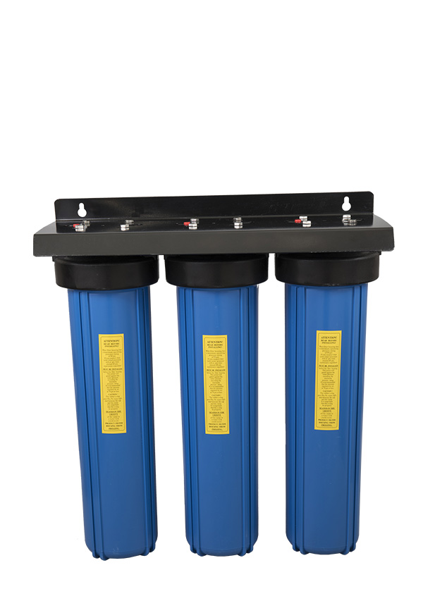 Double&Triple Bb Housing Filter-20BBD-3H