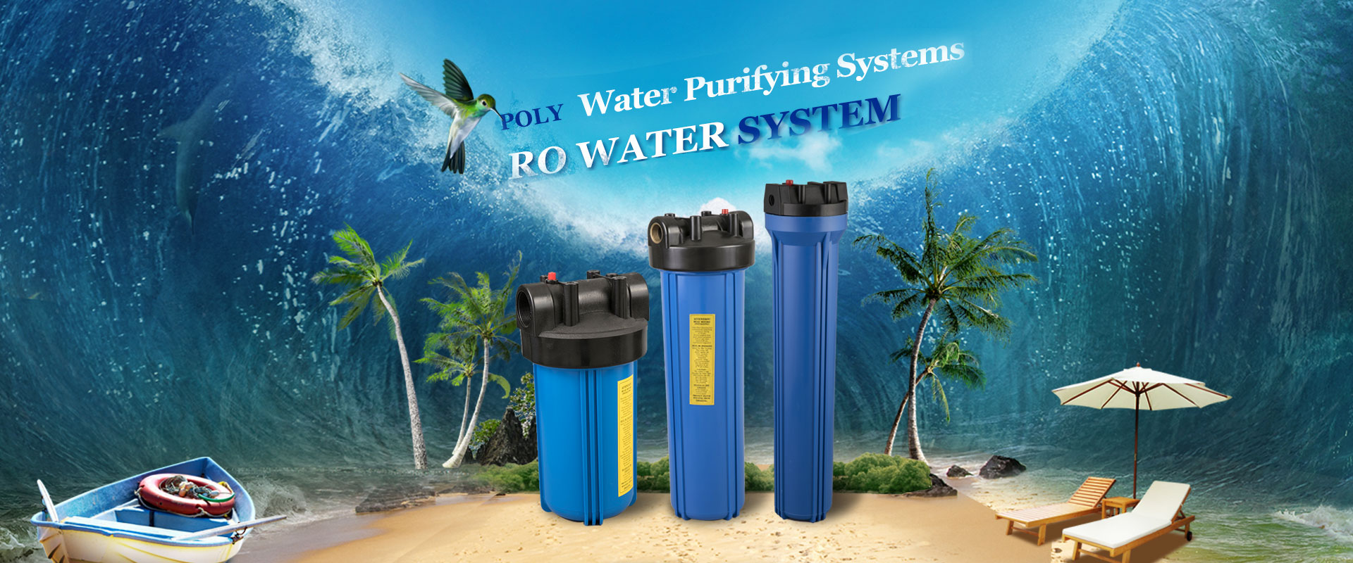 Introduction of the function of the water purifier